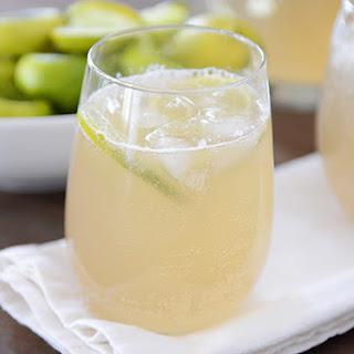 Ginger Ale Mint Limeade.