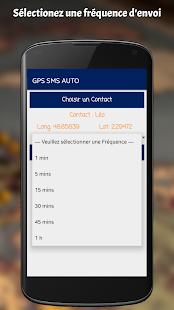 GPS SMS AUTO - náhled