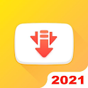 snap video downloader 2021 icon