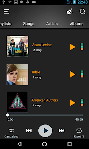 Music Player Free Audio Mp3 Player App Download For Android 6