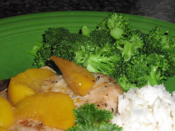Peachy Pork Chops Recipe
