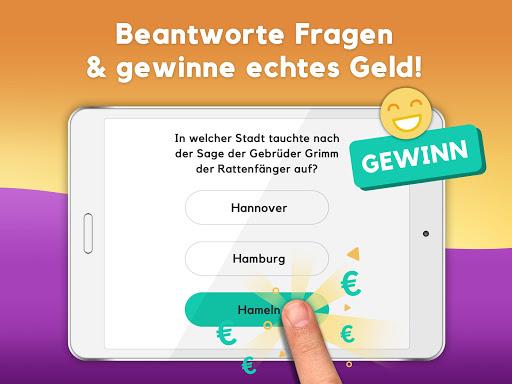 Foxy Quiz - Kostenlos spielen und Geld gewinnen 1.0.8 screenshots 7