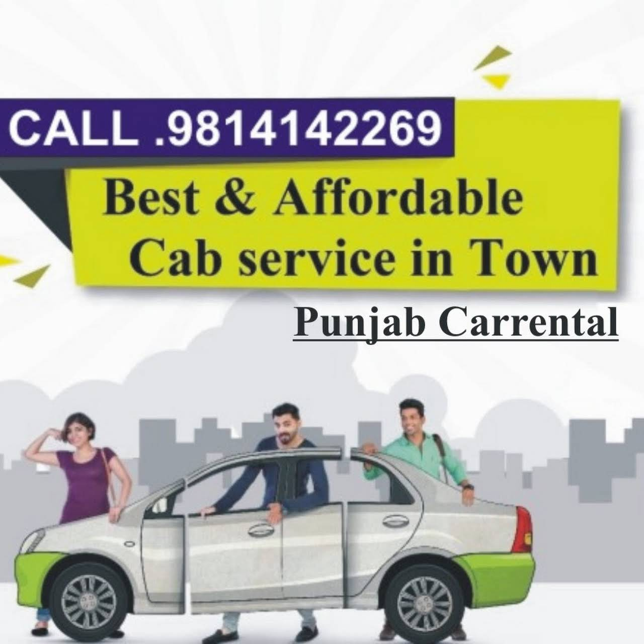 Punjab Carrental - Taxi Service in Jalandhar