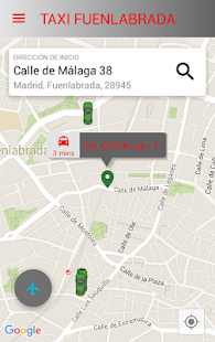 Taxi Fuenlabrada- screenshot thumbnail