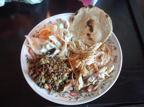 Salvadorean Turkey(pavo Salvadoreno) Recipe