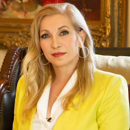 Cheryl Shuman is a serial entrepreneur and a speaker at the JOZU THRIVE EXPERIENCE