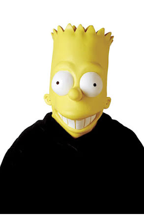 The Simpsonsmask, Bart
