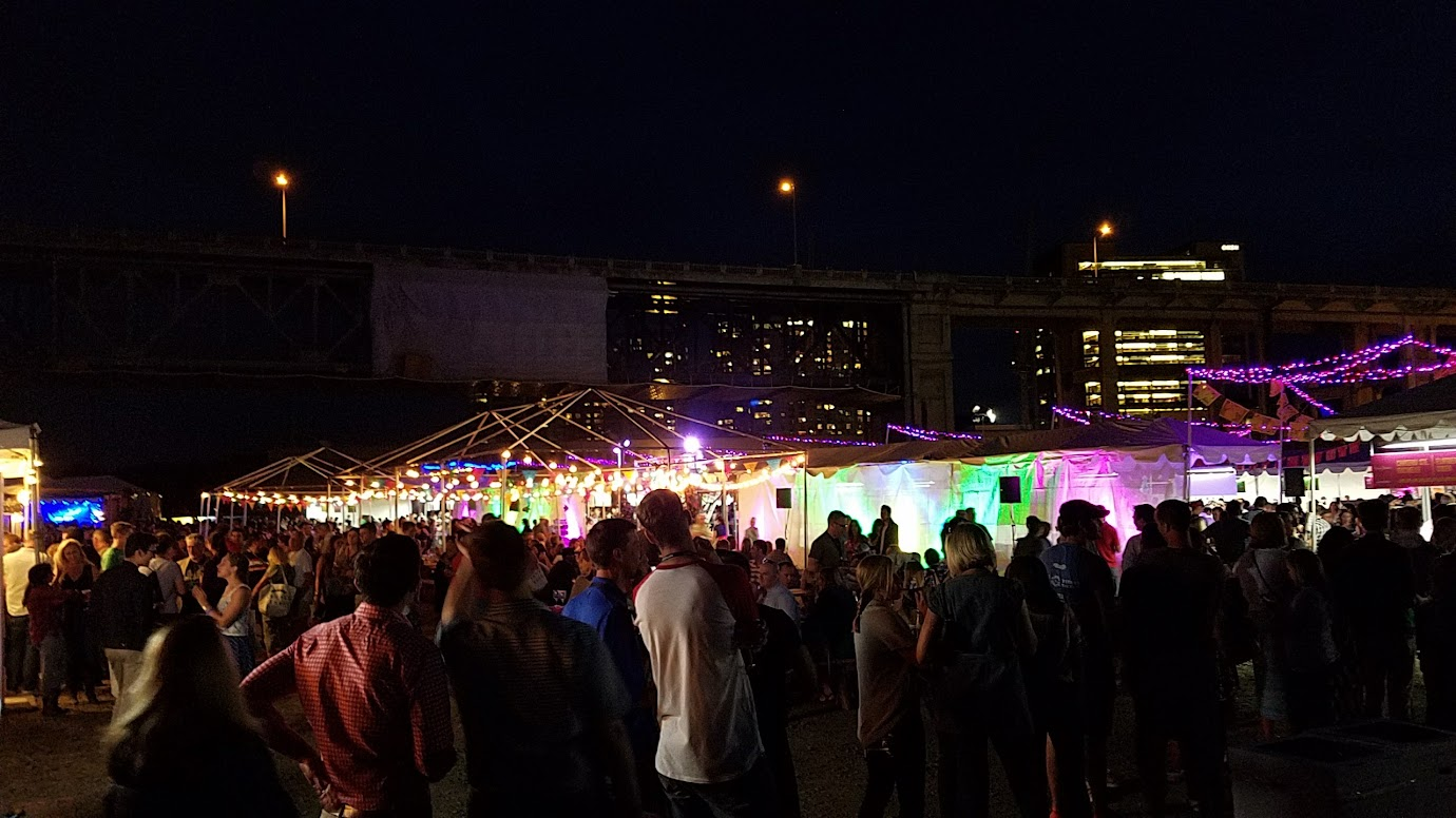 Feast PDX 2016 Night Market