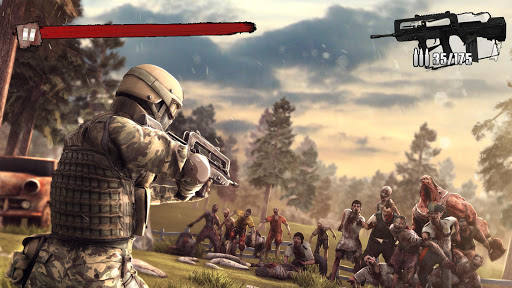 Zombie Frontier 3: Sniper FPS  screenshots 21