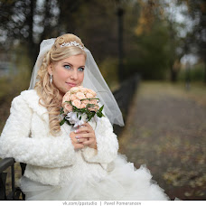 Wedding photographer Pavel Pomerancev (PPStudio). Photo of 18.10.2013