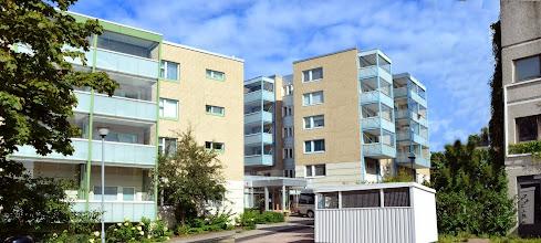 Photo: Kotka-koti. Itäkatu 8. Kuva Raimo Oksala.