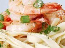 Classic Seafood Fettuccine Recipe