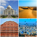 Indian Tourist Places Quiz