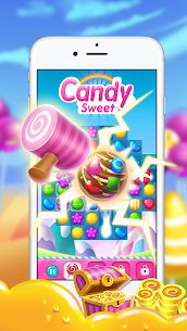 Candy Sweet Puzzle 1
