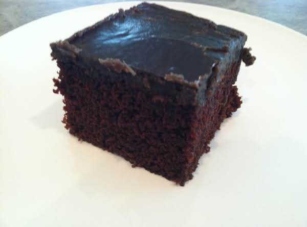 Chocolate Candy Frosting Recipe