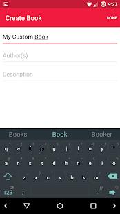 ... To Read – Reading List- screenshot thumbnail