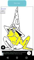 Fantasy Coloring Book - screenshot thumbnail 16