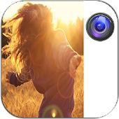 Lens Flare Photo Effect Editor