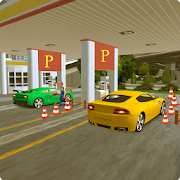Game Sports Car Parking Pro & Gas Station Car Wash APK for Windows Phone