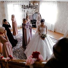 Fotógrafo de bodas Aydemir Dadaev (aydemirphoto). Foto del 27.05.2018