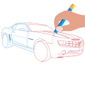 How To Draw Cars - HTDraw Cars icon
