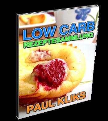 Kohlenhydratarme Rezepte von Paul Kliks