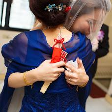 Wedding photographer Weiting Wang (weddingwang). Photo of 23.09.2015