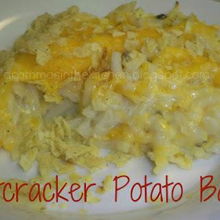 Nutcracker Potato Bake