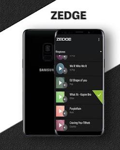 New Zedge 2018 Screenshot