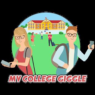 MyCollegeGiggle - náhled