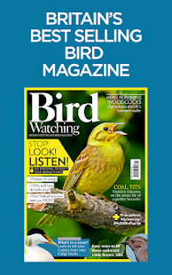 Bird Watching Magazine - náhled