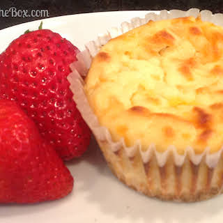 Low Carb Ricotta Muffins Sweet or Savory.