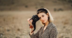 Dulce Molina sigue formándose día a día en fotografía.