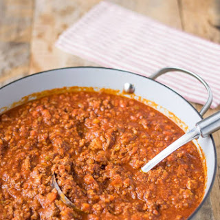 Traditional Bolognese Sauce Recipe