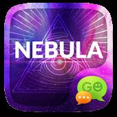 GO SMS PRO NEBULA THEME