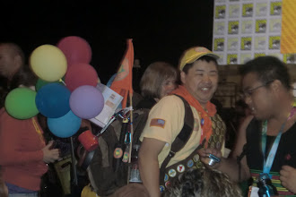 Photo: Friday - It's the kid from Up!