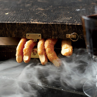 Spicy Cheddar Witch Fingers Recipe