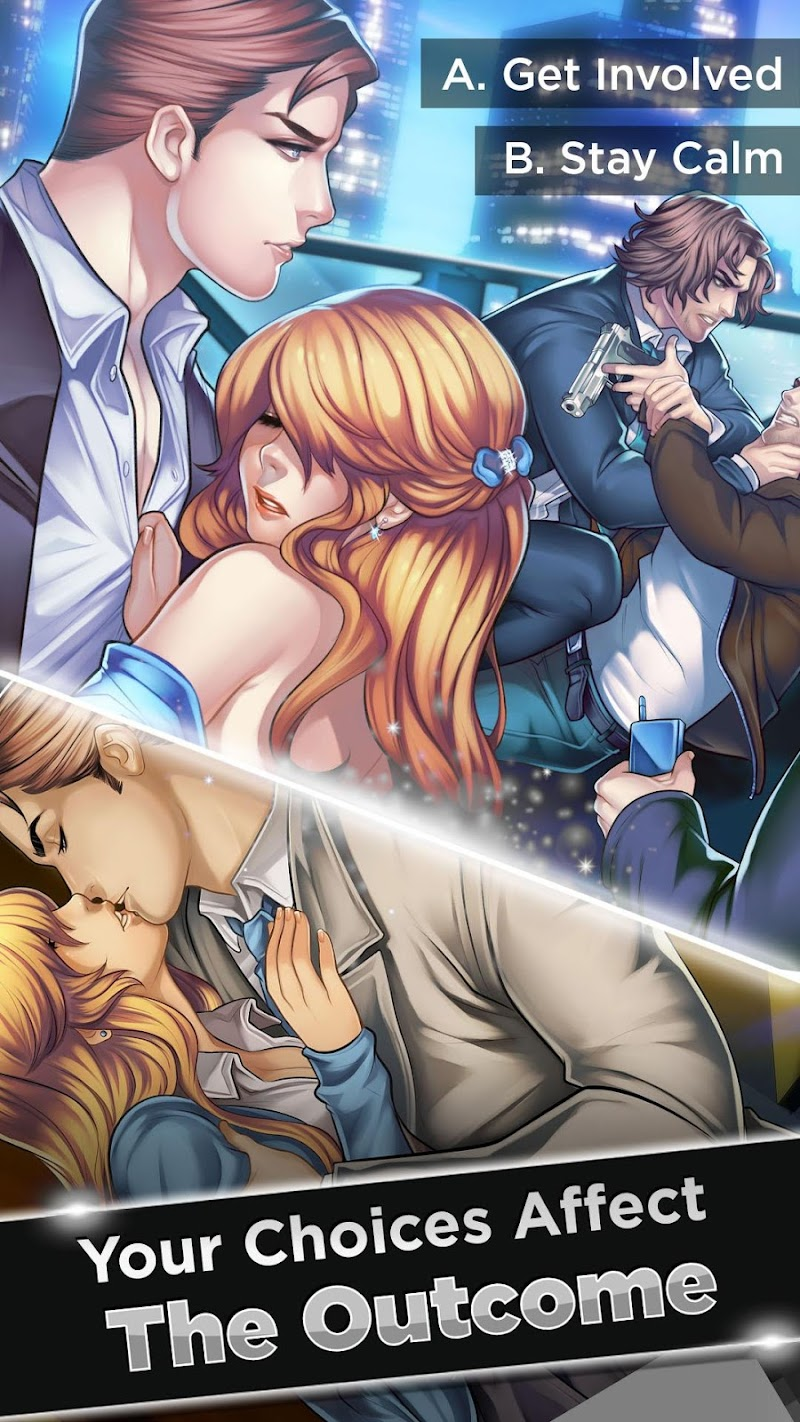 Is-it Love? Ryan: Choose your story – Otome Games Screenshot 8