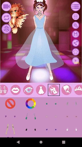 Avatar Maker: Anime Lady screenshot 5