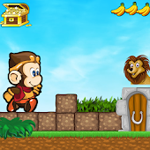 Monkey  bloon run