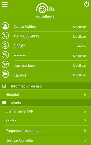cuballama app android