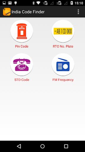 Indian Code Finder New