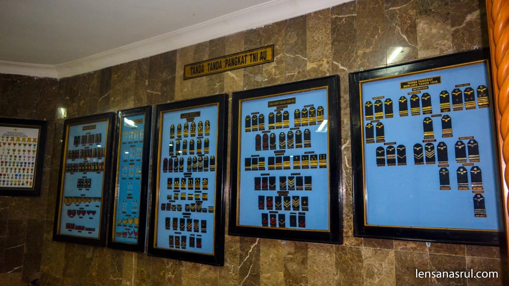 Pangkat-pangkat TNI AU