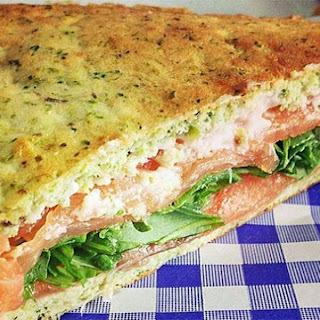 Gluten-Free Cauliflower Bread.