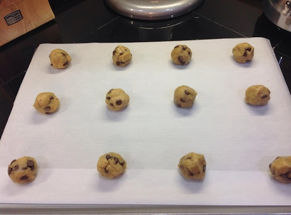 Preheat oven to 375* with rack in the middle. Line cookie sheets with parchment...