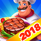Cooking Madness - A Chef's Restaurant Games Icon