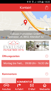 Exklusiv Immobilien GmbH- screenshot thumbnail