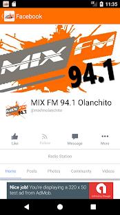 Mix FM Olanchito - náhled
