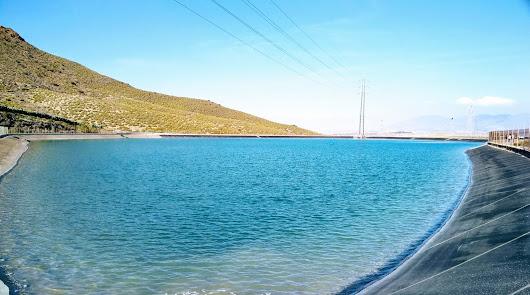Almería necesita más agua y con urgencia