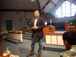 Photo: In Port St. John, FL, at First United Methodist Church.
